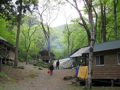 キャンプ 場 相模湖